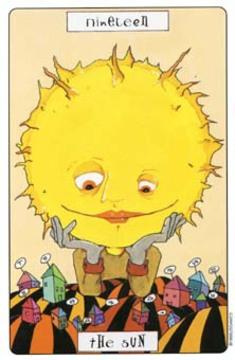 19. Солнце