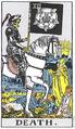 Различия пути классического Шута и Шута таро Манара M13