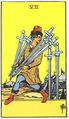 10 карт Таро , которые указывают на оскорбительные отношения S07