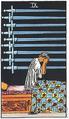 10 карт Таро , которые указывают на оскорбительные отношения S09
